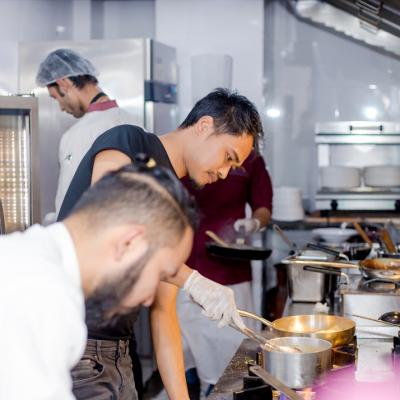 Chef James Gurung Event