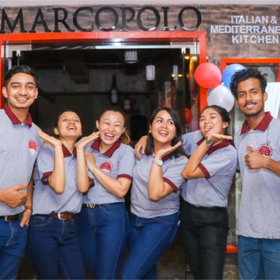 Marcopolo Team